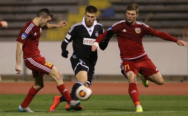 «Арсенал» завершил второй сбор игрой против сербских «Чукаричек»