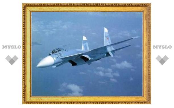 Названа причина крушения Су-27 в Приморье