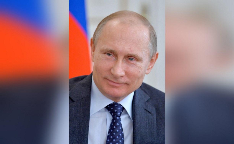 Алексей Дюмин поздравил Владимира Путина с юбилеем