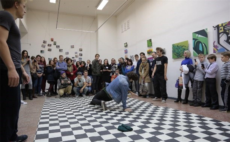 В тульском Выставочном зале открылась граффити-выставка