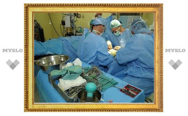 Хирурги американской больницы за два года провели пять операций не на том органе