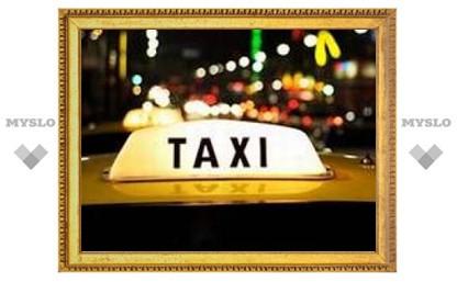 В Туле таксист хотел ограбить пассажирку
