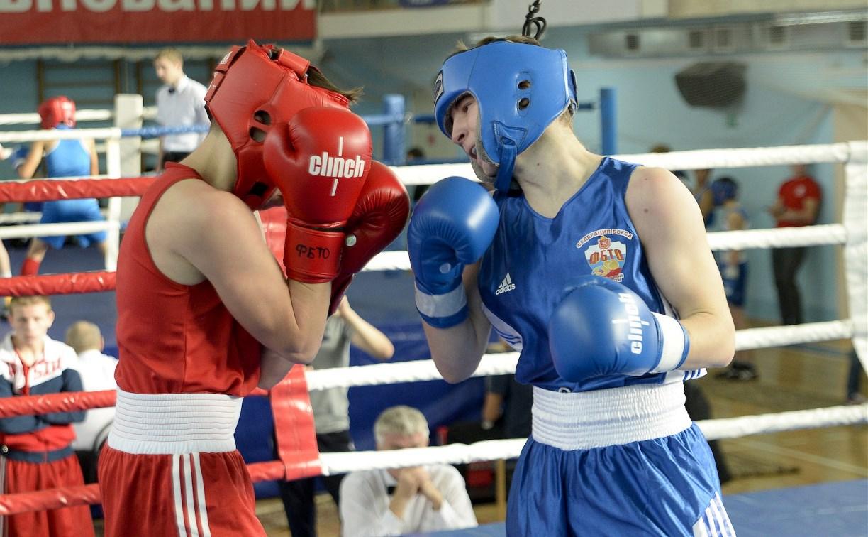 В Туле стартовал Всероссийский турнир по боксу памяти Жабарова