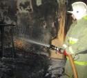 При пожаре в Ясногорске погиб мужчина