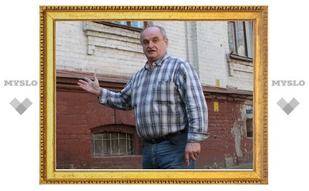 Туляков приглашают на встречу с Александром Лепехиным
