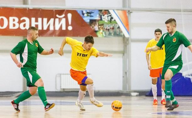 Определился чемпион области по мини-футболу