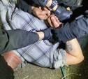 Опубликовано видео задержания стрелка из Тульской области