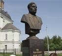 В Туле открыли памятник бывшему директору Машзавода