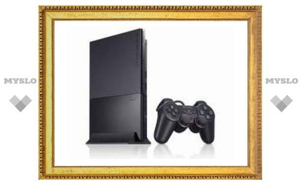 Sony спрятала блок питания внутри PlayStation 2