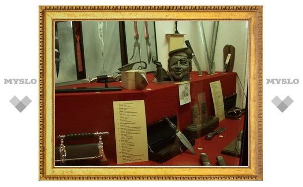 В Тульский музей оружия вновь приехали чиновники из регионов