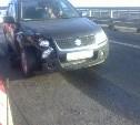 В Богородицком районе произошла авария с участием машины ДПС