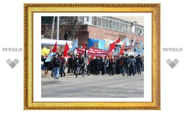 В Приморье опять пройдут акции протеста