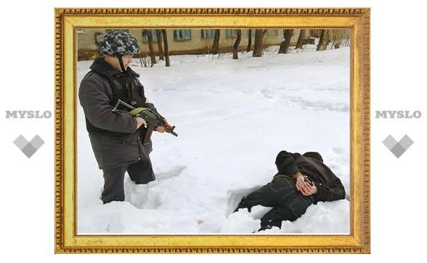Тульские оперативники задержали наркокурьера