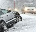 На дорогах Тульской области во время снегопада произошло 139 ДТП