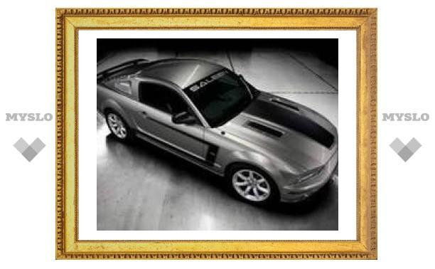 Saleen представил две тюнинговые версии Ford Mustang