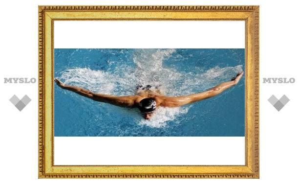 Туляк Станиславский плавает лучше всех