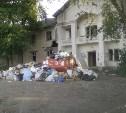 Киреевск Тульской области погряз в мусоре