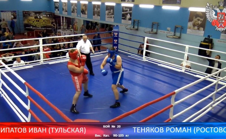 Боксер из Тульской области стал победителем «Мемориала Кошкина»