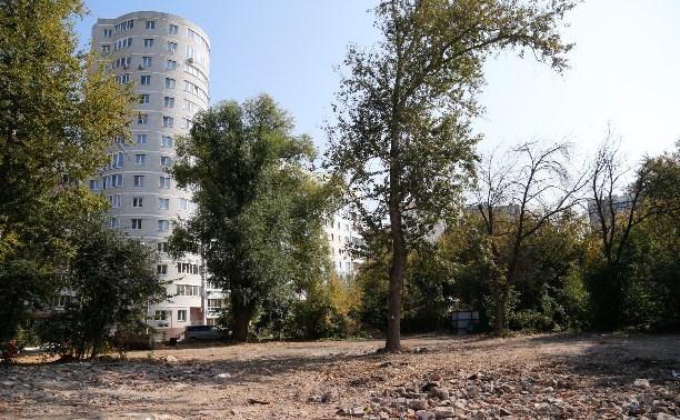 В Туле жители выступили против строительства высотки на ул. Болдина