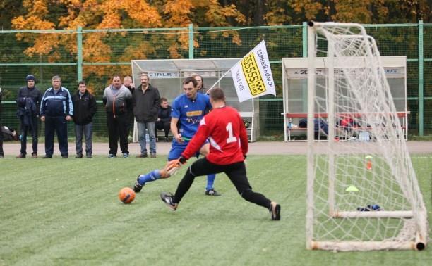 В чемпионате «Слободы» по мини-футболу определились четвертьфиналисты