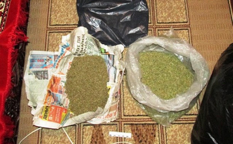В Тульской области за два месяца из оборота изъяли 5 кг марихуаны