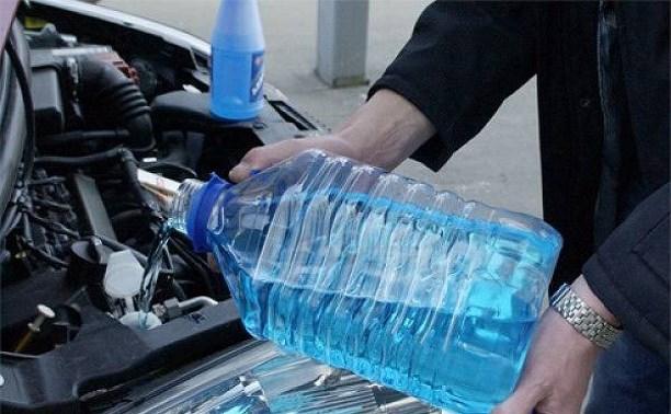 За продажу жидкости для розжига и стеклоочистителя будут сажать в тюрьму