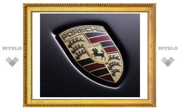 Porsche может купить Volkswagen