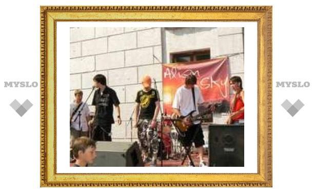 Под Тулой прошел рок-фестиваль