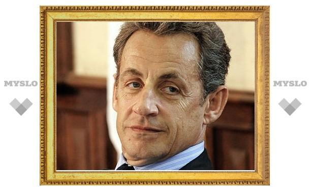 Николя Саркози назвал ошибкой включение Греции в еврозону