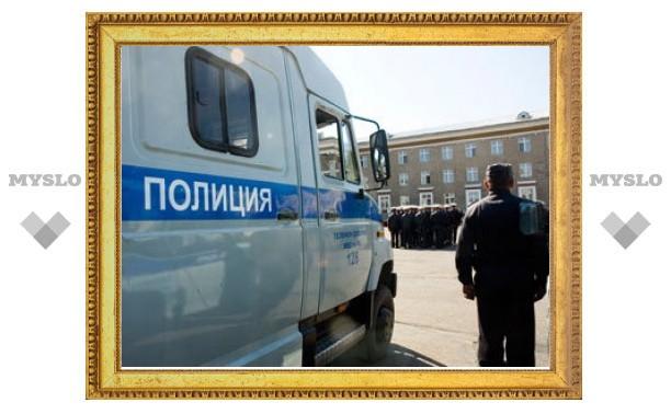 Уровень преступности в российской милиции вырос на 20 процентов