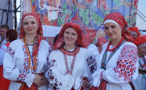 В Ясной Поляне пройдет фестиваль молодежных фольклорных ансамблей «Молодо-зелено»