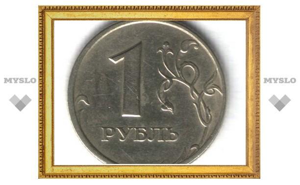 Укрепление рубля продолжается
