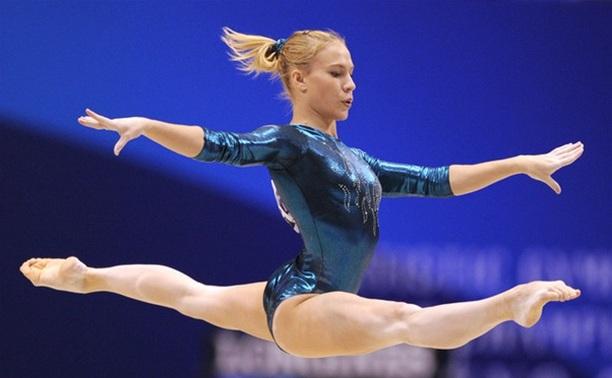 Гимнастка Ксения Афанасьева приняла старт в чемпионате страны