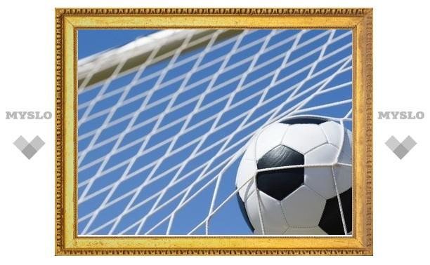 Тульский «Арсенал» проиграл «Истре» со счетом 0:2