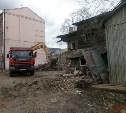 В Туле на улице Гоголевской сносят старинный дом