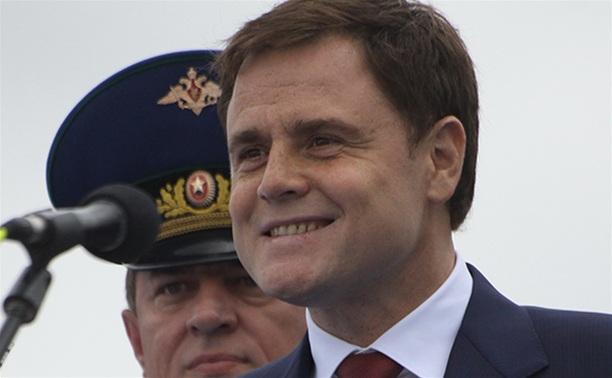 10 июля Владимир Груздев встретится с жителями Центрального района Тулы