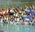 В Кимовске прошли соревнования по волейболу