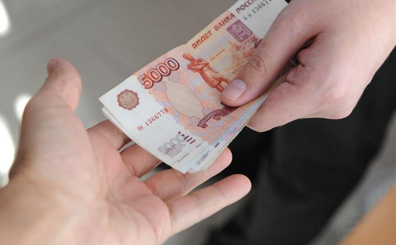В Алексине иностранец пытался подкупить капитана полиции