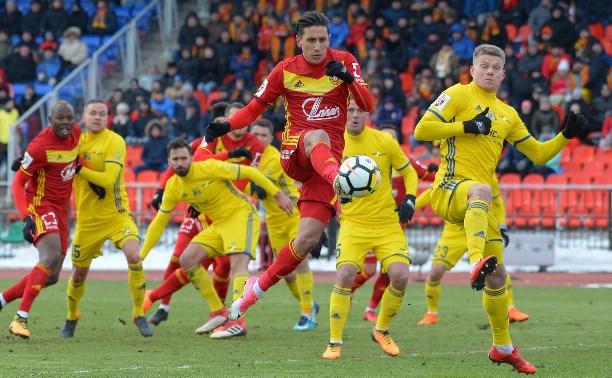 «Арсенал» и «Ростов» сыграли вничью: 2:2