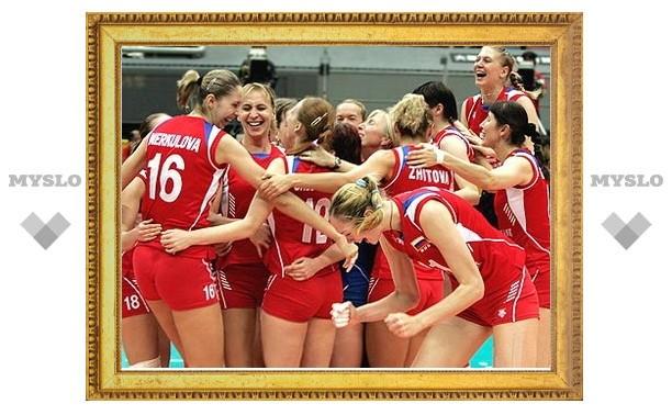 Российские волейболистки выиграли четвертый матч на чемпионате мира