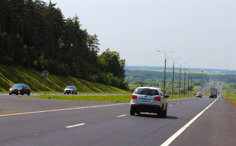 Ремонт участка трассы М-2 на подъезде к Туле закончат на год раньше срока