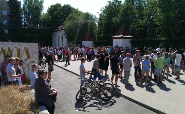 У «Арсенала» возникли технические проблемы с продажей билетов на матч с «Локомотивом»