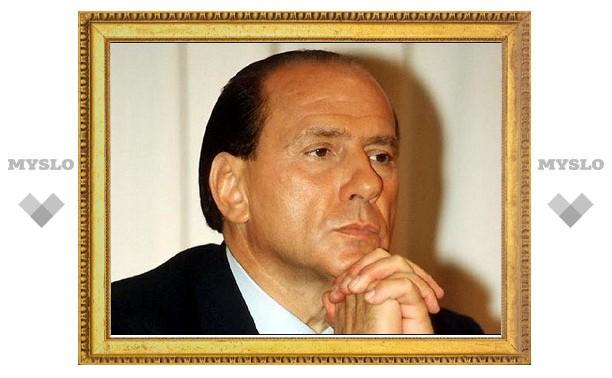 Берлускони заподозрили в причастности к проституции несовершеннолетних
