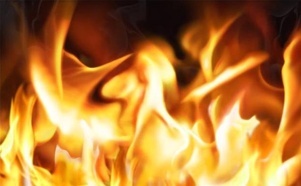 В Щекино полицейские нашли на улице объятого пламенем мужчину