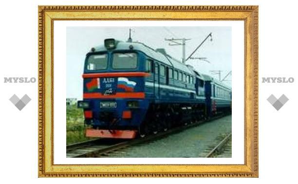 Усилена охрана тульских железных дорог
