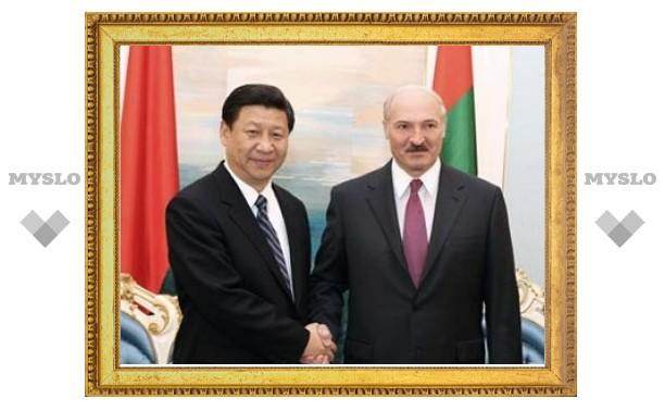 Китай даст Белоруссии кредит на миллиард долларов