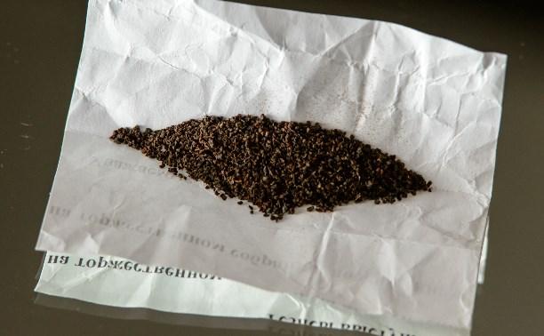 В Узловой местный житель хранил при себе «соль» и спайс