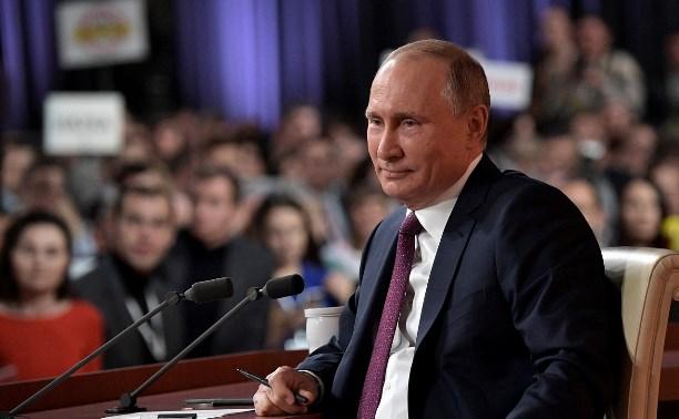 Алексей Дюмин: «Своими ответами Президент в очередной раз показал – страна в надежных руках»