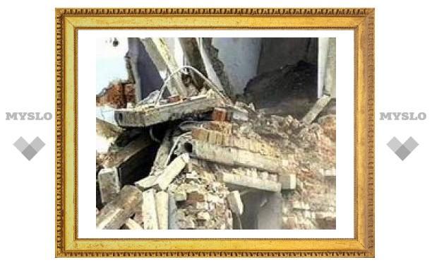 В Краснодарском крае в жилом доме произошел взрыв газа