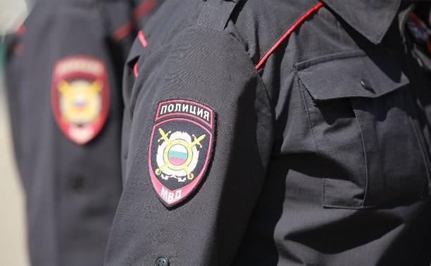 За неделю тульские полицейские выявили больше 12,5 тысяч административных правонарушений